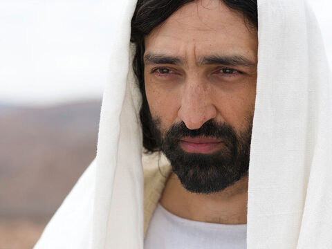 The Father sets those dates,' Jesus replied, 'and they are not for you to know.' – Slide 10