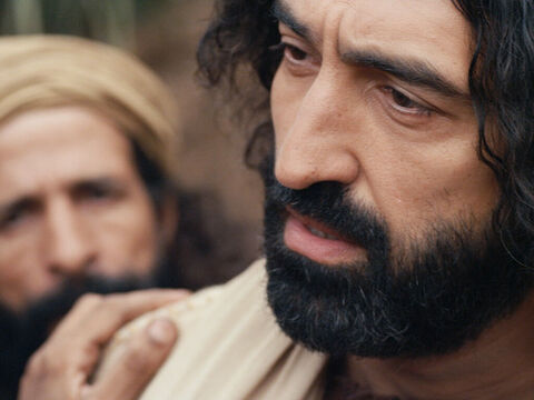 What do you want me to do for you?' Jesus asked him. – Slide 8