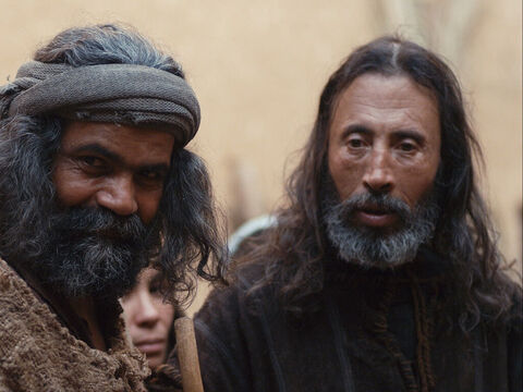 Jesus replied, 'Yes, but even more blessed are those who hear the Word of God and put it into practice.' – Slide 11