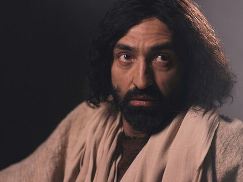 'Martha, dear friend, you are so upset over all these details,' Jesus replied. – Slide 5