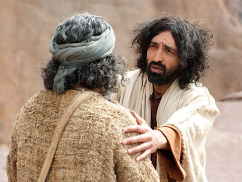 Jesus replied, 'Blessed are you, Simon Peter, 'for my Father in heaven has personally revealed this to you. This knowledge about Me has not come from any human source. – Slide 7