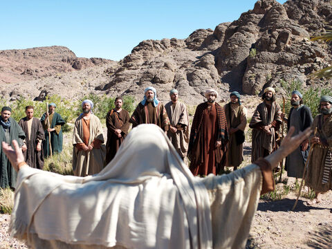 When Jesus learned of this, He said, 'You who have such little faith! Why are you arguing among yourselves about having no bread? Do you still not understand? – Slide 4