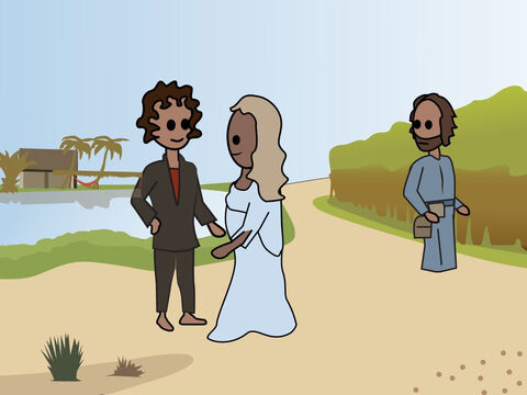 Genesis 34. <br/>Dinah, daughter of Leah and Jacob, is defiled, and her brothers take revenge on Shechem. – Slide 11