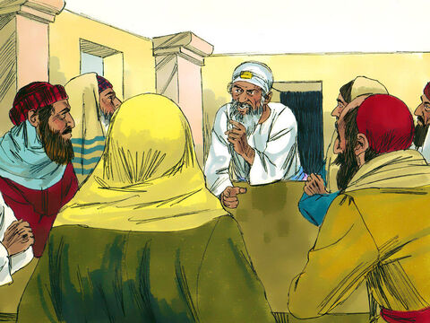 After Jesus had raised Lazarus from the dead the Jewish leaders plotted to have Jesus killed. – Slide 1