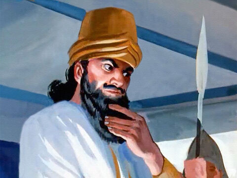 Now Ben-Hadad had heard of Elisha and the God he served. He thought that if only he could take Elisha prisoner the prophet would be powerless, and they could carry out their plans. So he sent spies to the land of Samaria. – Slide 17