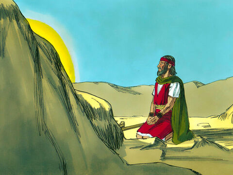 God instructed Moses to go to the leaders of Israel with the message God was going to rescue them from slavery and lead them to the land He had promised. Moses and the leaders were then to tell Pharaoh to let the Hebrews go and worship the Lord God in the wilderness. – Slide 10
