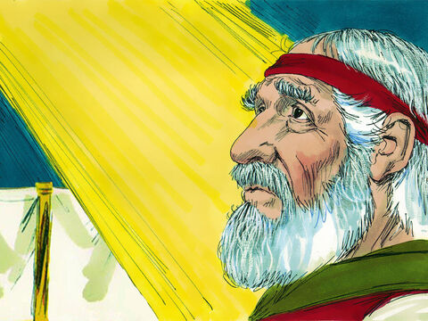 God told Moses that he would die. He also revealed that once the people of Israel had conquered the Promised Land they would disobey Him and worship foreign gods. So, God then asked Moses to write down the words of a song which would remind them of the foolishness of disobedience and its consequences.Moses wrote down the lyrics of the song and then recited it to the people to learn. – Slide 9