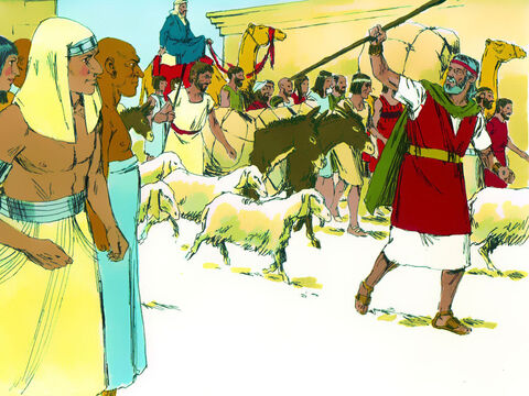 Exodus 13 v 17-20 As soon as Pharaoh set them free, the Hebrew slaves set off in a hurry to leave Egypt. – Slide 1