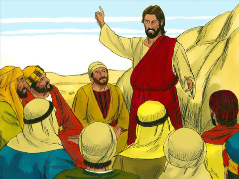 Jesus also used this illustration. 'The Kingdom of Heaven is like the yeast a woman used in making bread.' – Slide 4