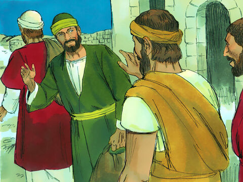 Paul and Barnabas got to hear of the plot and fled from Iconium heading into the nearby region of Lycaonia and the town of Lystra. – Slide 15