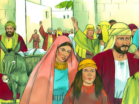 Acts 8v1 After the death of Stephen, Christians in Jerusalem suffered so much that many left to find new places to live. Some travelled north to the city of Damascus. – Slide 2