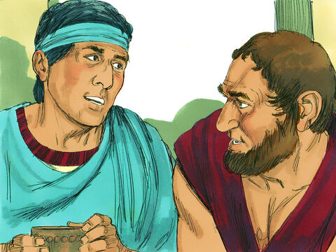 'No,' they replied, 'we haven't even heard that there is a Holy Spirit.' They had only heard and experienced John the Baptist's baptism of repentance. – Slide 3