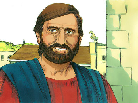 While Paul was returning, a Jew named Apollos, from Alexandria in Egypt, came to Ephesus. He was a learned man, with a thorough knowledge of the Scriptures. He taught about Jesus but only knew about the baptism of John the Baptist. – Slide 6