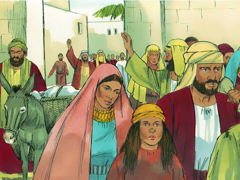 After Stephen was stoned to death he was buried and mourned by the Christians. Saul, who had supervised the stoning, started going from house to house dragging Christians off to prison. As the persecution grew, Christians were scattered throughout Judea and Samaria. Only the Apostles were left in Jerusalem. – Slide 1