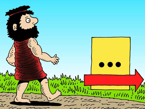 Samson led Israel for twenty years while the Philistines ruled the land. To find out what happened next go to part 4 – 'Samson and Delilah' which can be found at FreeBibleimages.org. – Slide 17