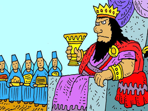 King Og and his army had a reputation for being 'as tall as the cedar trees and strong as the oaks' (Amos 2:9). King Og ruled over 60 fortified cities. He was known as one of Rephaim meaning 'terrible ones'. The Rephaim were giants and fierce fighters. – Slide 10