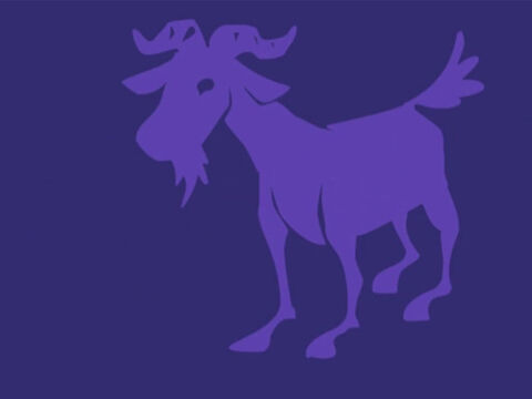 '… a three-year-old goat … – Slide 4