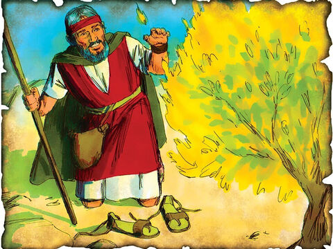 "After 400 Years in Egypt - God Calls Moses! 1446 B.C. Exodus 3: 2-10: God calls Moses to deliver the nation of Israel out of 400 years of bondage in Egypt and to lead them back into the Promised Land that God gave them. ""Come now, therefore, and I will send you to Pharaoh that you may bring My people, the children of Israel, out of Egypt."" – Slide 12"