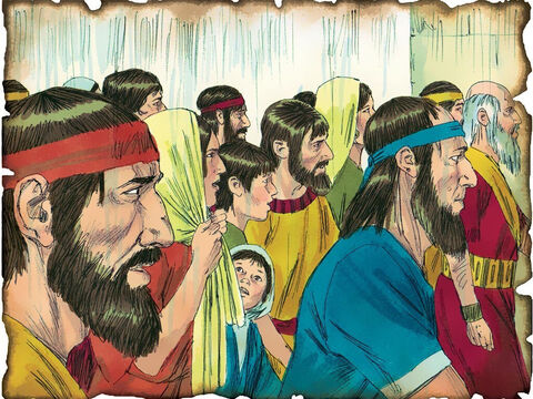"""Exiles Return to Jerusalem – The Temple Will be Rebuilt! 538 B.C. Ezra 1: Cyrus, King of Persia, allows God's people to return to fulfill Jeremiah's prophecy and rebuild the temple after 70 years of captivity in Babylon. """"The LORD stirred up the spirit of Cyrus king of Persia, so that he made a proclamation throughout all his kingdom."""" – Slide 32"""