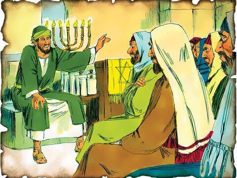 "Paul Writes that God Promises, in Time, All Israel Shall be Saved! 57 A.D. Romans 11: The Apostle Paul predicts, based on the prophecy of Isaiah, that in God's timing the entire nation of Israel will come to faith in Jesus Christ. ""And so all Israel will be saved, as it is written: ""The Deliverer will come out of Zion. And He will turn away ungodliness from Jacob; For this is My covenant with them."" – Slide 59"