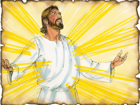 "Jesus is Coming Again, Be Ready! Perhaps Today! Revelation 22: Jesus is coming again, be ready! ""And the Lord God of the holy prophets sent His angel to show His servants the things which must shortly take place.""Behold, I am coming quickly! Blessed is he who keeps the words of the prophecy of this book."" – Slide 70"
