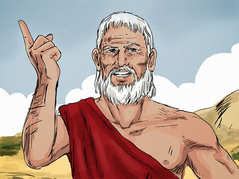 """Abraham replied, """"Moses and the prophets have warned them. Your brothers can read what they wrote."""" The rich man replied, """"No, Father Abraham! If someone is sent to them from the dead, then they will repent of their sins and turn to God."""" – Slide 9"""