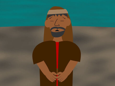 So Moses prayed to God and asked Him why he had allowed Pharaoh to cause trouble for the Israelites and why did He not rescue them. God answered that He would deliver them from the Egyptians and bring them to a land He had promised to give them. In the Promised Land they would be free. – Slide 5