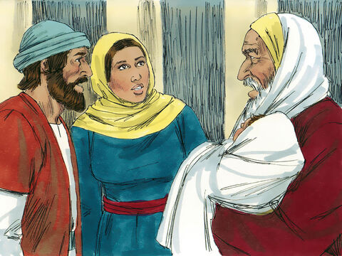 'He is the Light that will shine upon the nations, and he will be the glory of your people Israel!'Joseph and Mary stood there, marveling at what was being said about Jesus. Simeon then warned Mary that Jesus would be rejected by many in Israel but bring joy to many others. – Slide 5