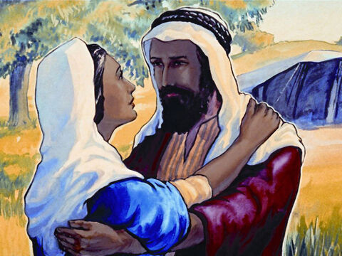 Isaac married Rebbekah and around 1,820 BC. … – Slide 16