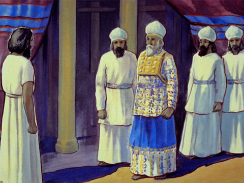 Samuel was the last judge and the first prophet of Israel. – Slide 48