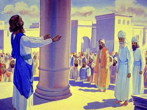 Samuel the prophet anointed Saul as the first king of Israel. – Slide 50