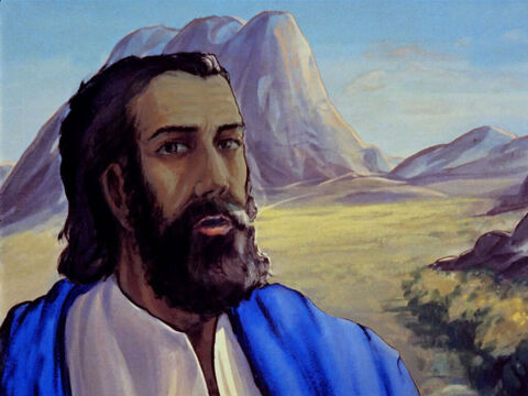 "The next prophet of Israel was John the Baptist. His message was: ""Prepare the way for the Lord."" Jesus had arrived. The Old Testament was over and the New Testament had begun. – Slide 58"
