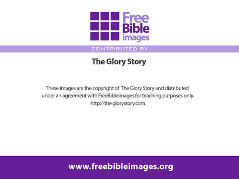 Other Bible story images are available at http://theglorystory.com – Slide 59