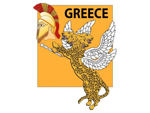 (Most interpret this beast as being the Greek empire that succeeded the empire of the Medes and Persians). – Slide 15
