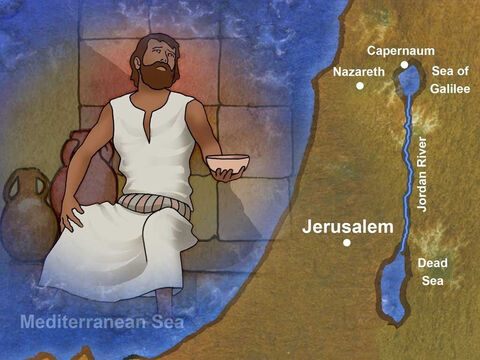 Jesus has healed many people. His ministry brings Him to Jerusalem the capital of Israel. Jerusalem is controlled by the Romans. John tells us the story of one healing and the outrage it caused religious Jews. – Slide 1