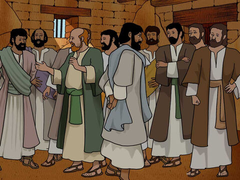 Before Joseph sold them the grain, he decided to test his brothers. He talked sternly to them and repeatedly accused them of being spies. Then for three days he put them in prison. Meanwhile he prepared the food they wanted to purchase. Genesis 42:14-17 (NASB) – Slide 5